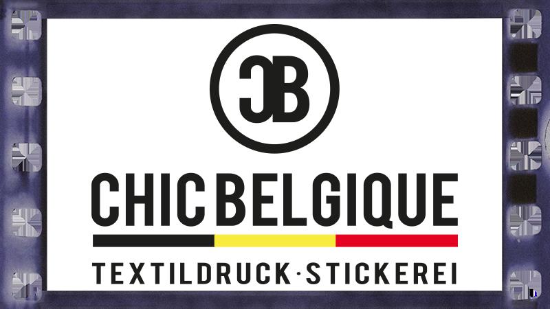Sponsor Logo Chic Belgique