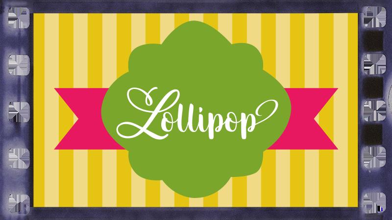 Sponsor Logo Lollipop