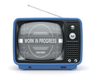 Work in progress - Hier wird noch gearbeitet