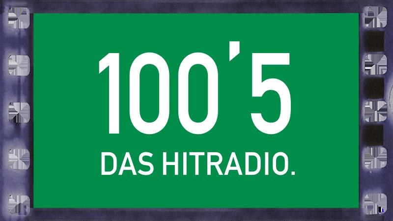 Sponsor Logo 100'5 - Das Hitradio.