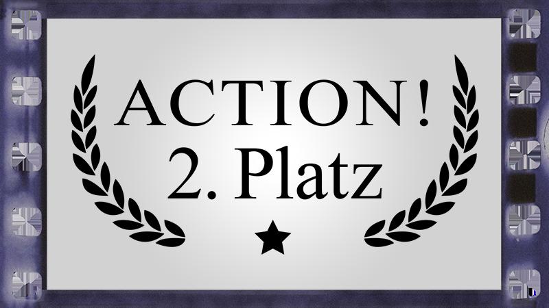 Preise - Action 2. Platz