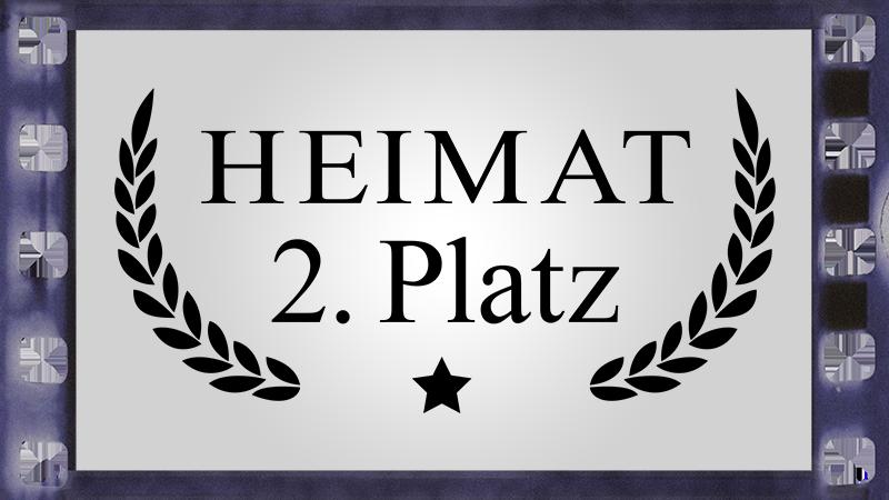 Preise - Heimat 2. Platz