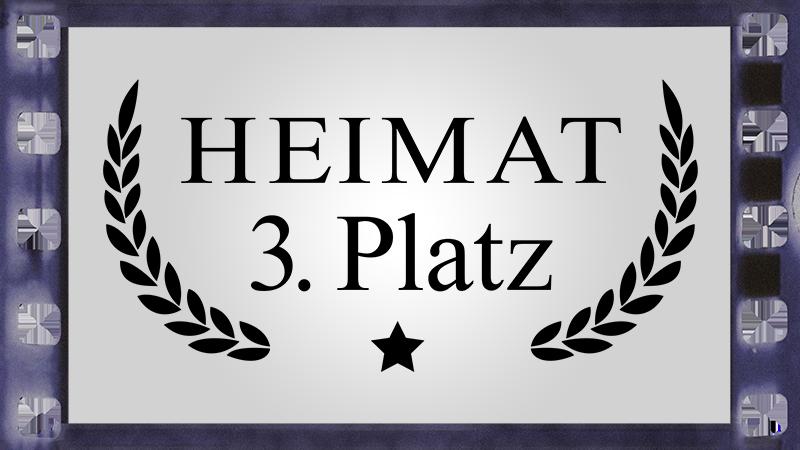Preise - Heimat 3. Platz